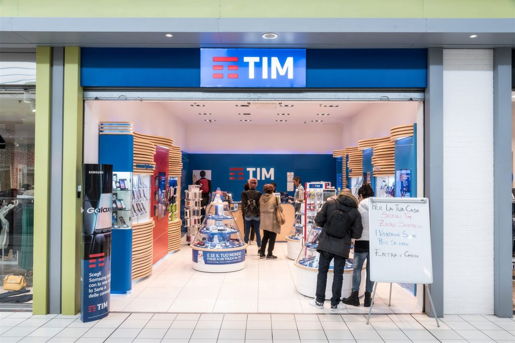 Centri Assistenza Tim.Centro Tim 4g Retail Valdichienti Centro Commerciale